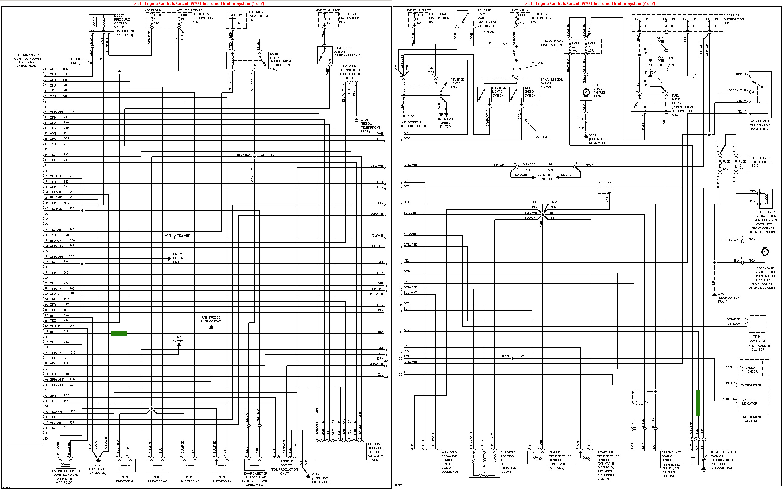 Wiring Diagram Citroen Relay