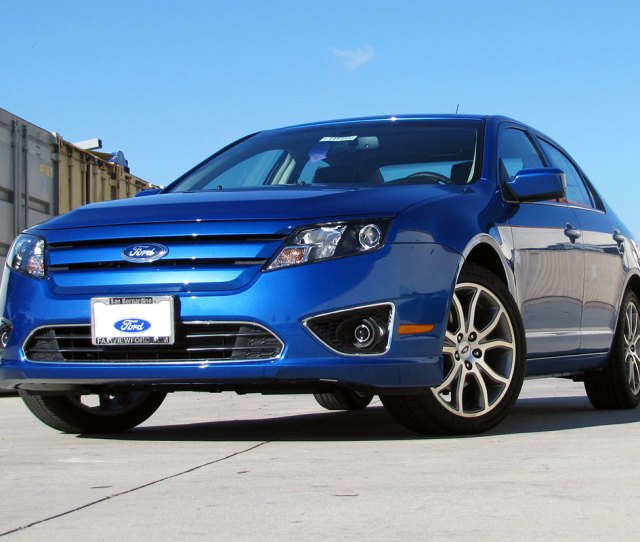 Improve Ford Fusion Performance With Kn Air Intake Upgrades From Kn Air Filters
