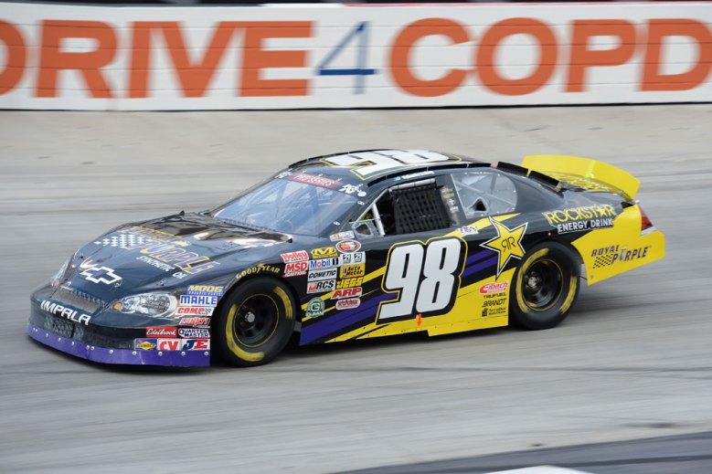 Dylan Kwasniewski Wins NASCAR K&N Pro Series East Season Opener at Bristol Motor Speedway