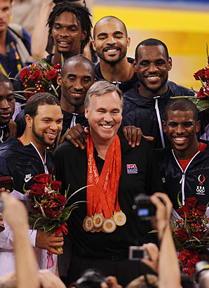 d'antoni and lebron