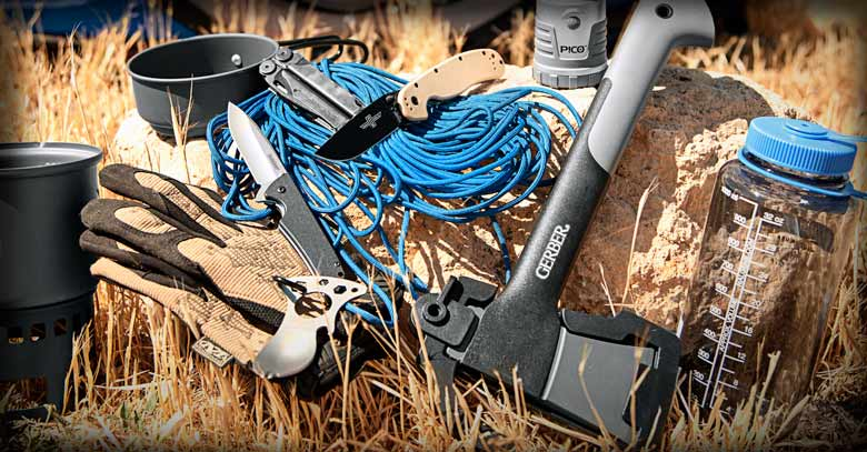 Image result for knife camping