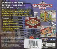 MONOPOLY CITY - Property Developer Building Sim PC Game ...