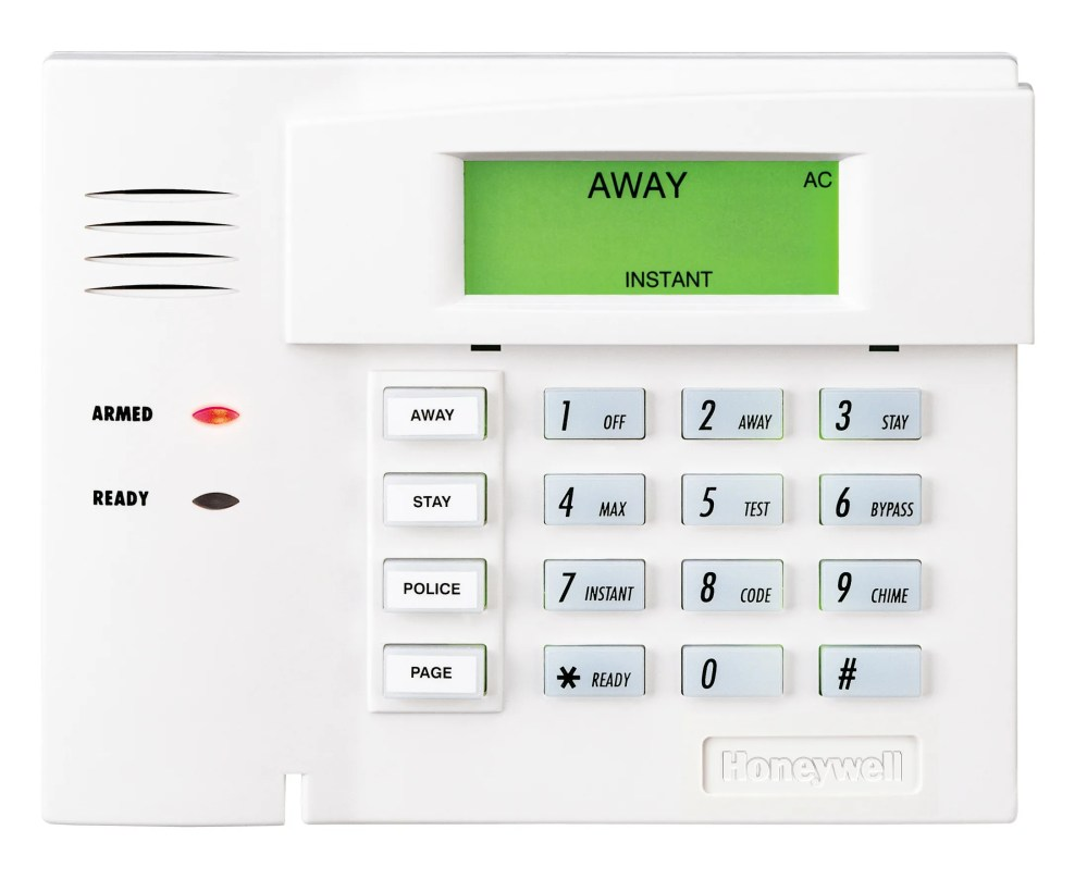 medium resolution of a guide to a honeywell security keypad honeywell alarm panel wiring diagram honeywell alarm system installation diagram