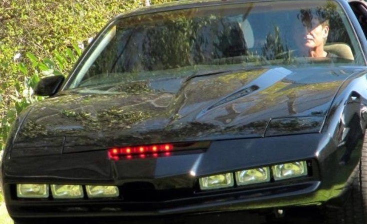 Knight Rider Light Effect Kitt Scanner With Leds And Pic