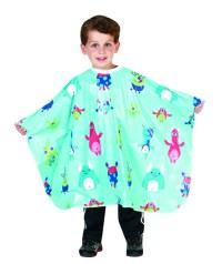 Betty Dain Aliens Kid's Shampoo Cape #271V-AL