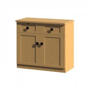 Hudson Tallboy 5 Drawer Knightsbridge Furniture