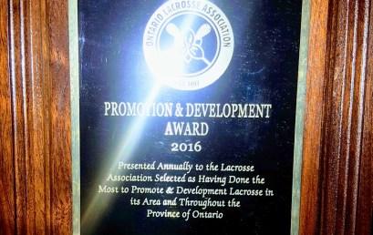 ICYMI: Knights win OLA Promotion & Development Award