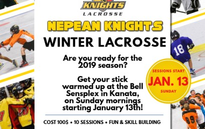 2019 Winter Lacrosse Details
