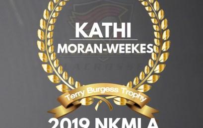 Kathi Moran-Weekes named 2019 Volunteer of the Year
