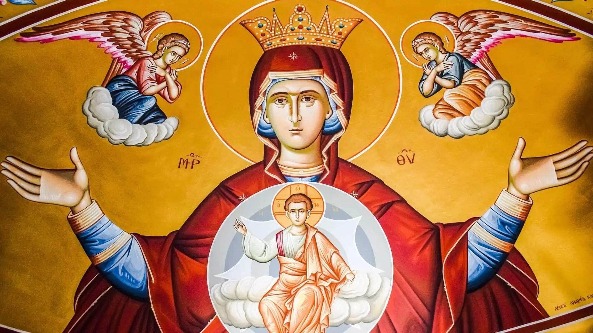 hail holy queen salve