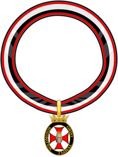 KTS Ribbon & Badge (800)