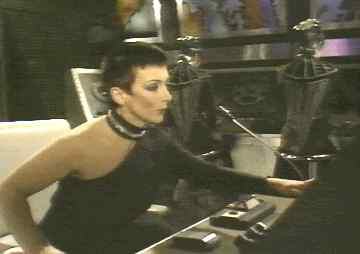Servalan looking gorgeous and deadly in Children of Auron