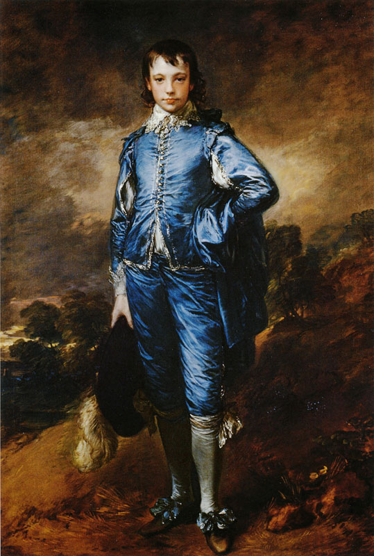Thomas Gainsborough, The Blue Boy