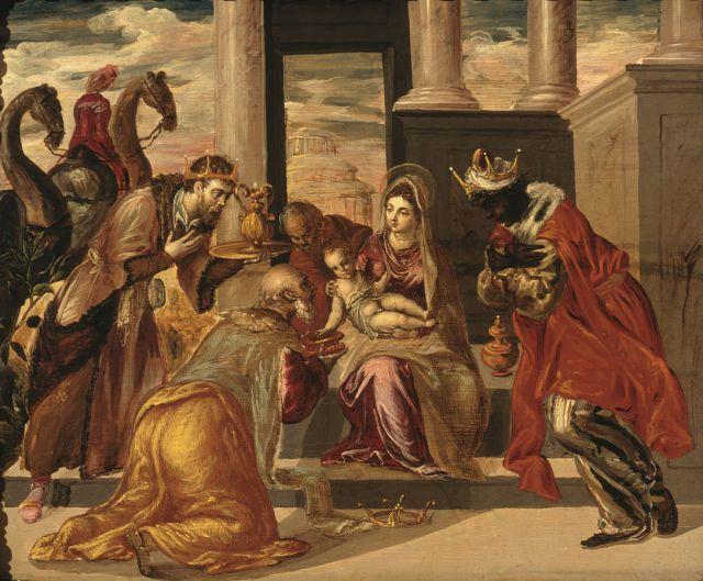 El Greco, Adoration of the Magi