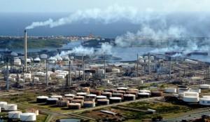 Isla raffinaderij | Foto |  Bea Moedt