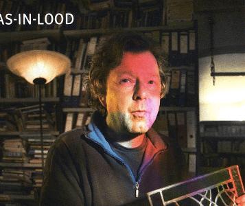 Gert Jan van Beijnum en Jan Pijper (Portein) schrijven dagelijks sinds 1979 in Kleintje Muurkrant (2007)-2