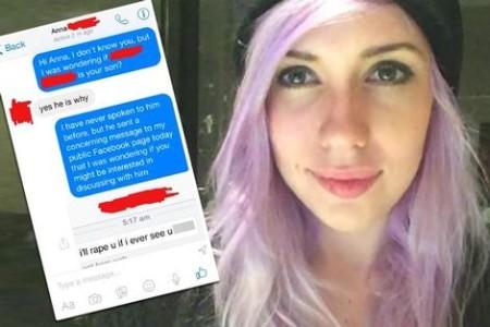 Seksuele bedreigertjes 'verklikt' aan moeder