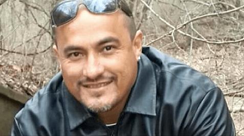 De 42-jarige Arubaan Mitch Henriquez overleed na een hardhandige aanhouding in Den Haag - foto: Faceboo