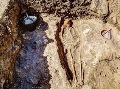 Archeologische vondst op Saba