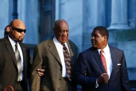 Bill Cosby voor de rechter | AFP
