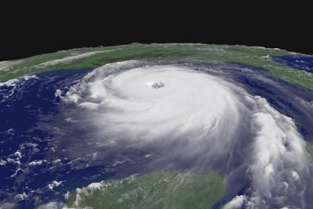 Mogelijk orkaan langs ABC-eilanden
