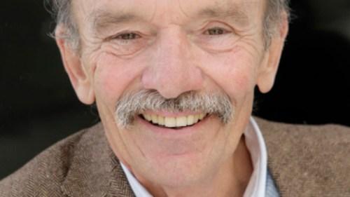 John Jansen van Galen Presentator van het NOS-radioprogramma Met het Oog op Morgen