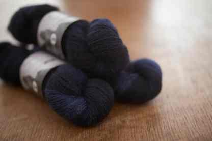 Glen bay- that blue black!