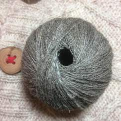 WoollyElly's spun cheviot