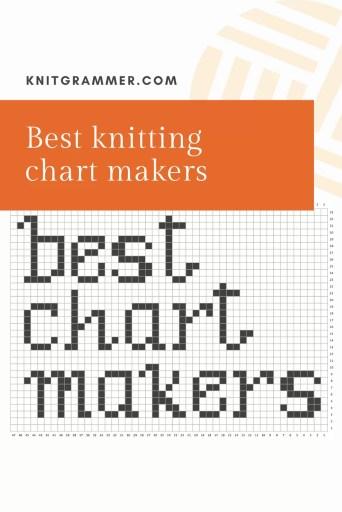 Best knitting chart makers