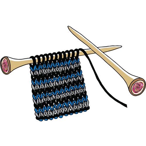 Mens Knitting Class Beginner Level