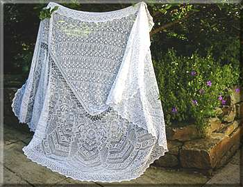 Princess shawl
