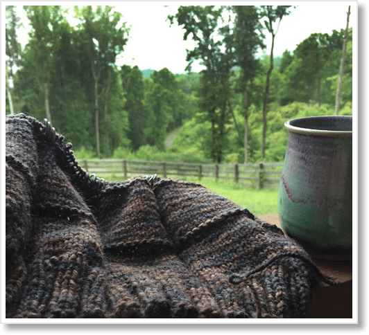Porch Knitting