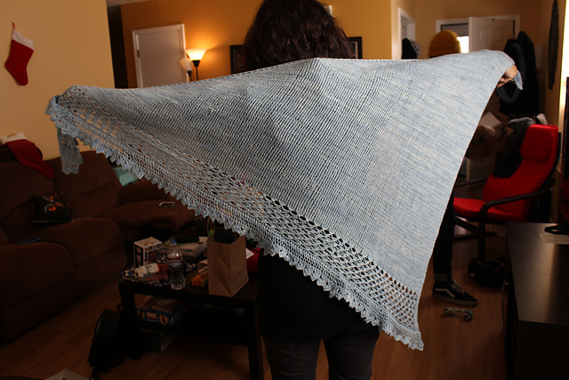 constantinoble shawl