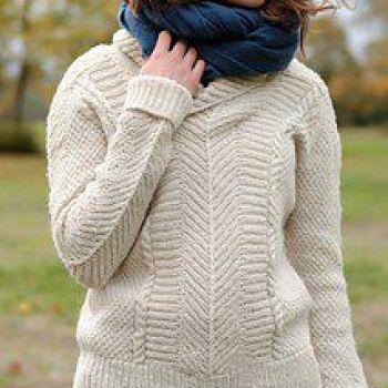 Bryce's sweater