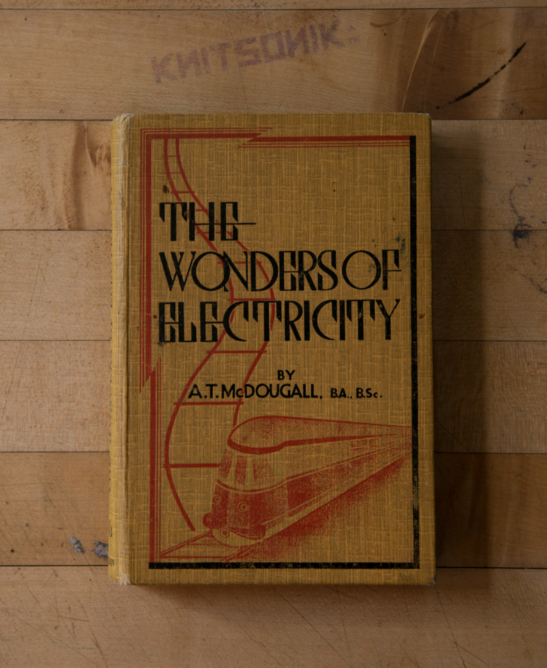 Wonders of Electricity, published 1930