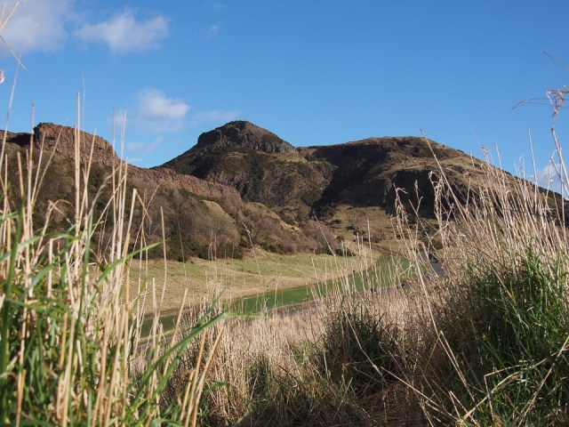 Arthur's Seat, photo © Gordon Anderson