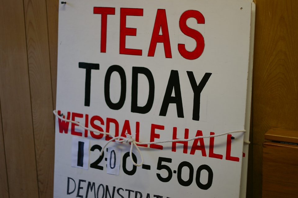 Shetland Teas Today!