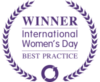 International Women's Day Best Practice Award