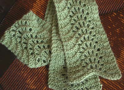 The essentials of knitted lace knitters review believe it or not the elegant pattern you see at left is based on an extremely easy combination of stitches dt1010fo