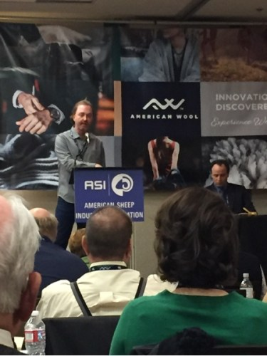 Follow the Wool: Five Takeaways from the 2017 American Sheep Industry Conference – Knitter's Review