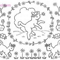 Hand Embroidery Designs and Transfers » Knitting-and.com