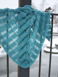 Windlass Shawl Free Knitting Pattern  Knitting Bee