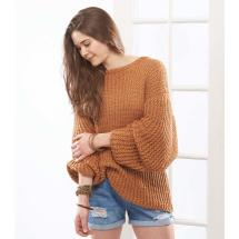 38eb67db6 Easy Knit Pattern Oversized Sweater - imgUrl