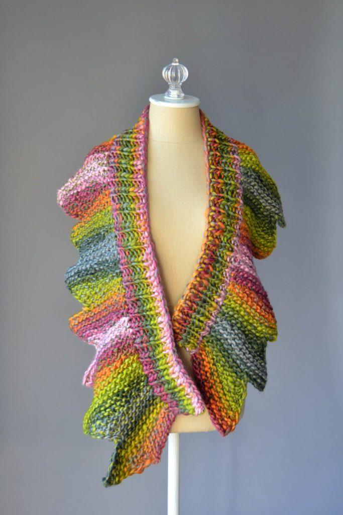 Scarves  Knitting Bee (371 free knitting patterns)