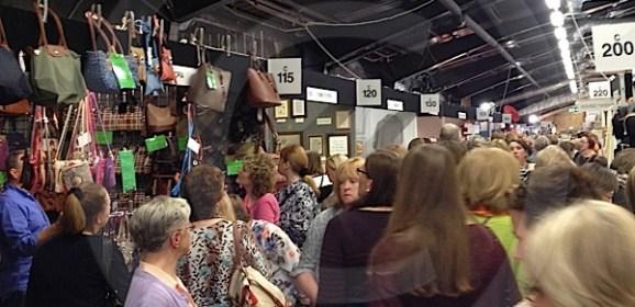Harrogate Knitting and Stitching Show 2014