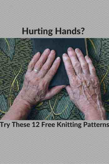 when knitting is a struggle