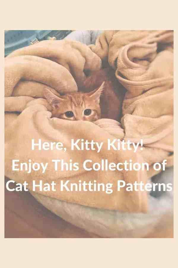 free cat knitting patterns # 42