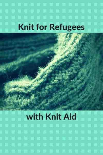 knit for refugees