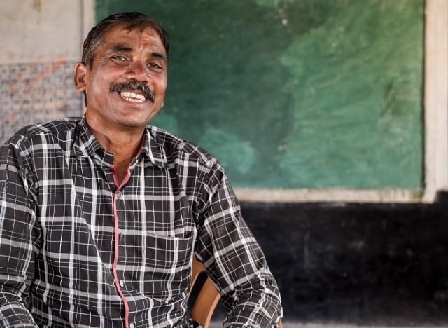 Farmer Chatr Singh. © Thought Leader Global Media