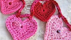Valentine's Day anyone crochet